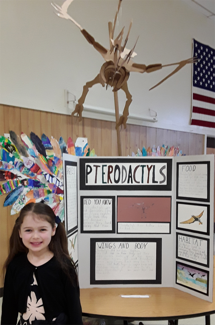 QA Assistant Sponsors SES Science Fair 2019 - Pterodactyls